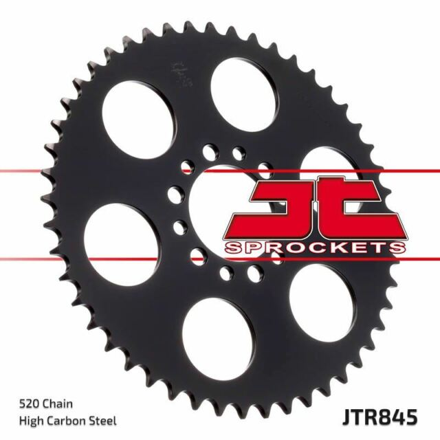 JT Rear Sprocket JTR845 41 Teeth fits Yamaha IT175 D,E,F 77-79