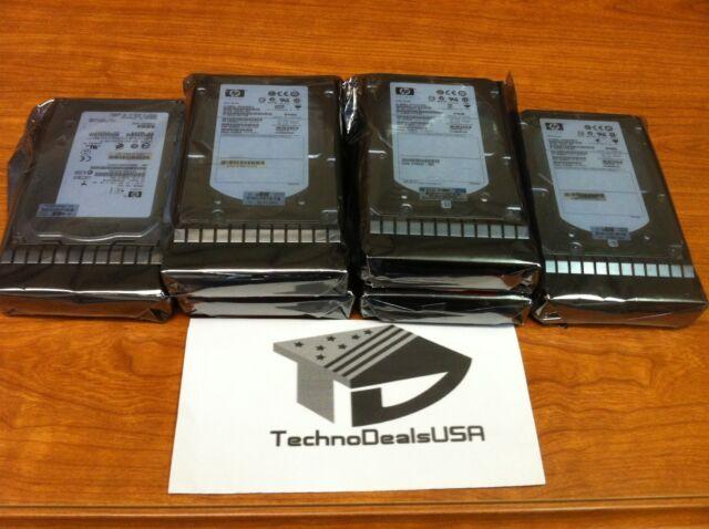 """hp 458928-B21 484429-002 459321-001 459319-001 500GB MDL 3G 7.2K SATA 3.5"""" HDD"""