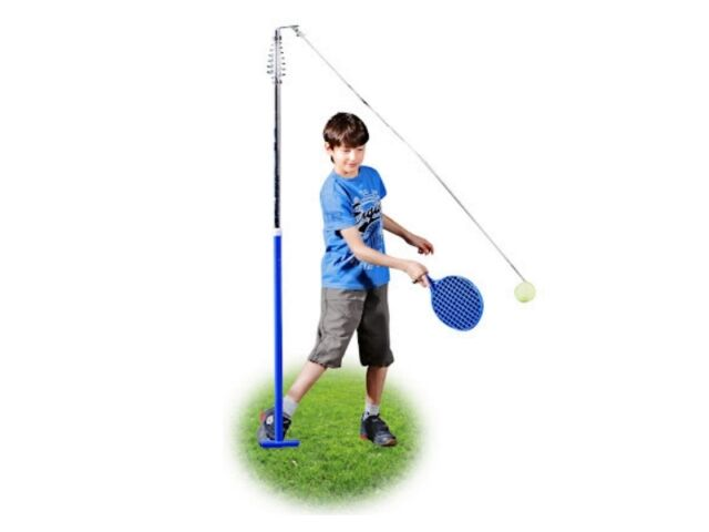 Hudora Garten Twist Swing Reflex Tennis Tennisset 76137 Neu OVP Twistball