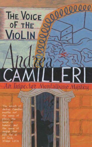 The Voice of the Violin (Inspector Montalbano mysteries),Andre ,.9780330492980