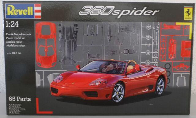 revell 07085 - 360 spider | ebay