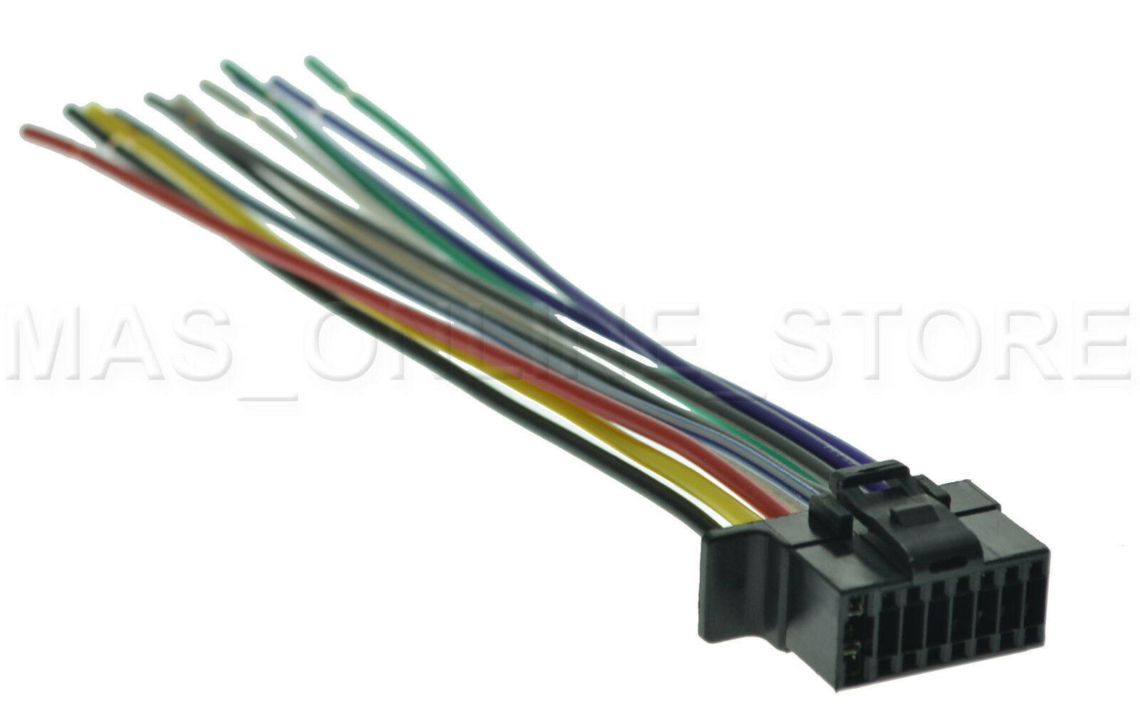 s l1600 wire harness for sony mexn5100bt mex n5100bt *pays today ships Wire Harness Assembly at reclaimingppi.co