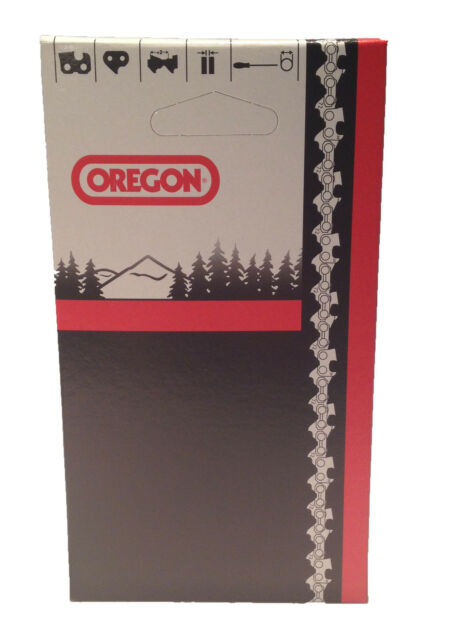 "OREGON 91VXL CHAINSAW CHAIN BLADE FOR RYOBI RCS2040 FITTED WITH 16"" / 40CM BAR"