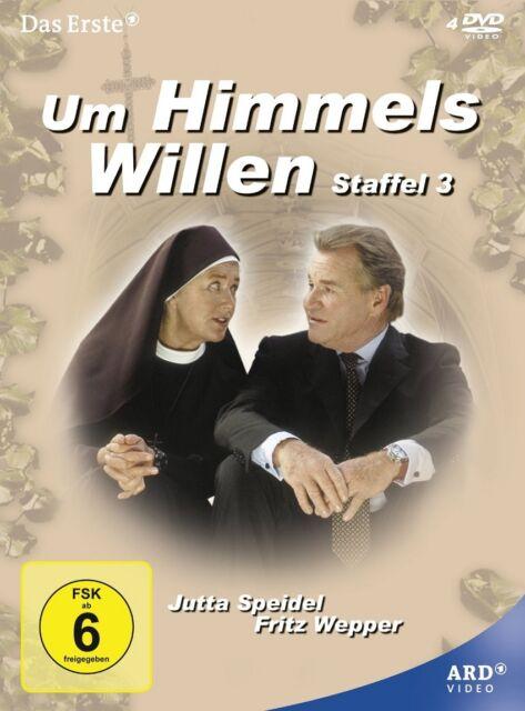 Um Himmels Willen - Staffel 3 * NEU OVP * 4 DVDs