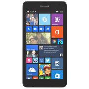 Microsoft 535  8 GB  Black  Smartphone