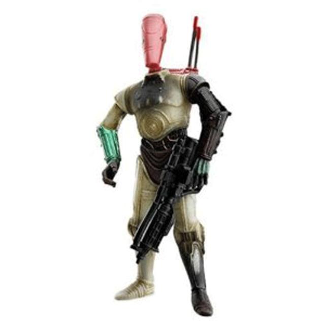 STAR WARS SAGA COLLECTION FIGURE C-3PO WITH DROID HEAD