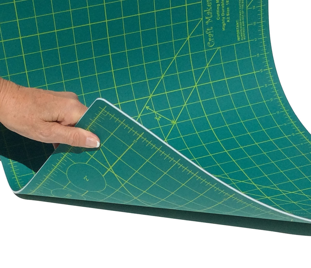 and non crafty long mat sided x amazon rotary com world self dp lasting double healing thick slip professional for cutting