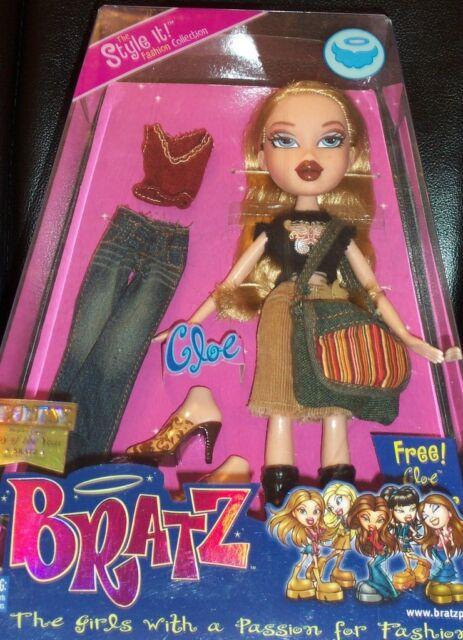 Bratz Cloe Chloe Style It Mga 2003 258285 Ebay
