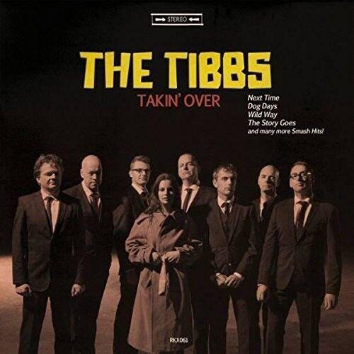 Tibbs, The Tibbs - Takin' Over [New CD] UK - Import