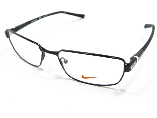 Nike Eyeglasses 6059 006 53mm 16mm 145mm Titanium Authentic New