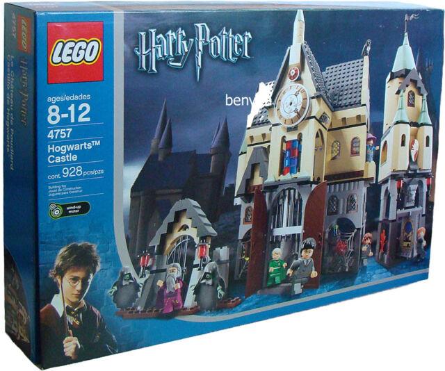 Lego® Harry Potter 4757 - Hogwars Castle 928 Teile 8-12 Jahren - Neu