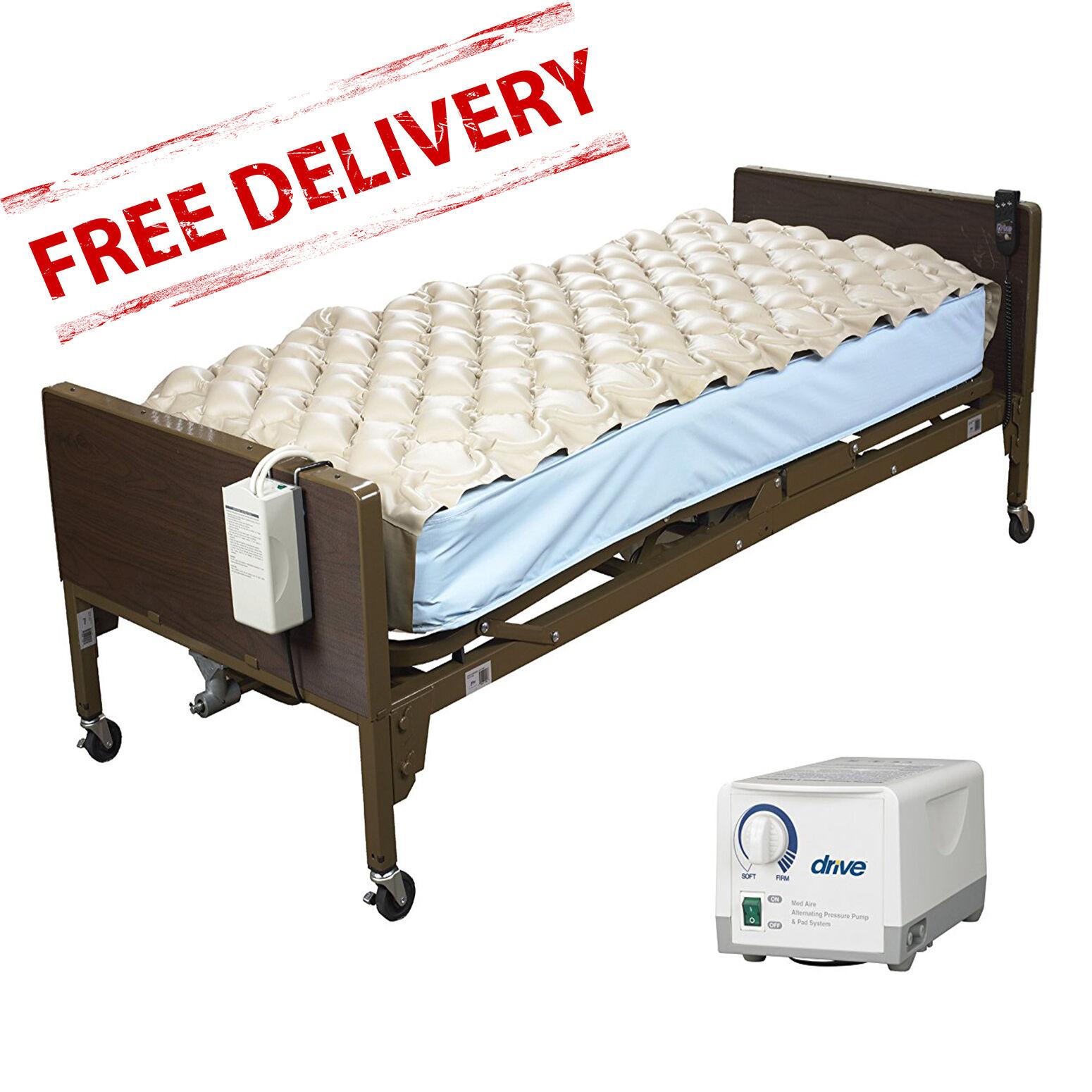 Medical Air Mattress Alternating Pressure Pump Med Aire Bed Pad