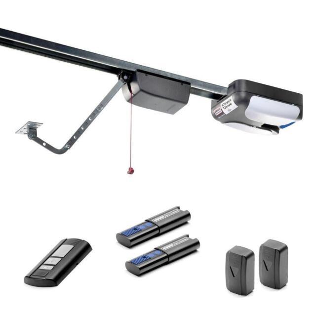 Sommer Direct Drive 34 Hp Garage Door Opener Model 1042v004 Ebay