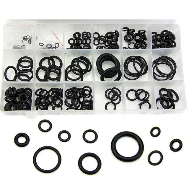 225pcs Rubber O-ring Tap Washers Gasket Set Seal Assorted Plumbing ...