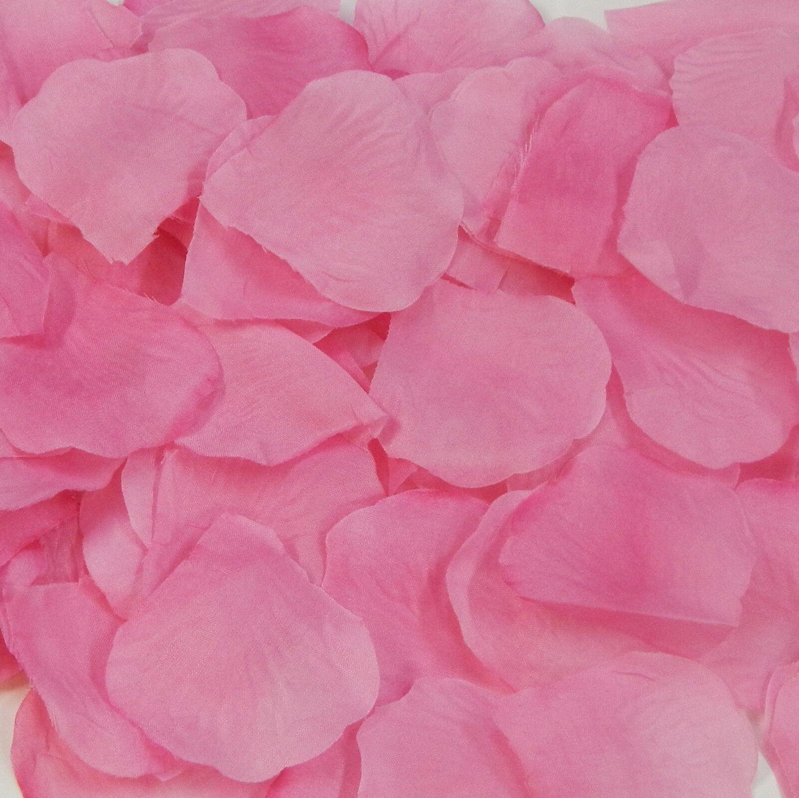 Silk rose petals wedding flower bridal girls basket decoration picture 2 of 2 mightylinksfo