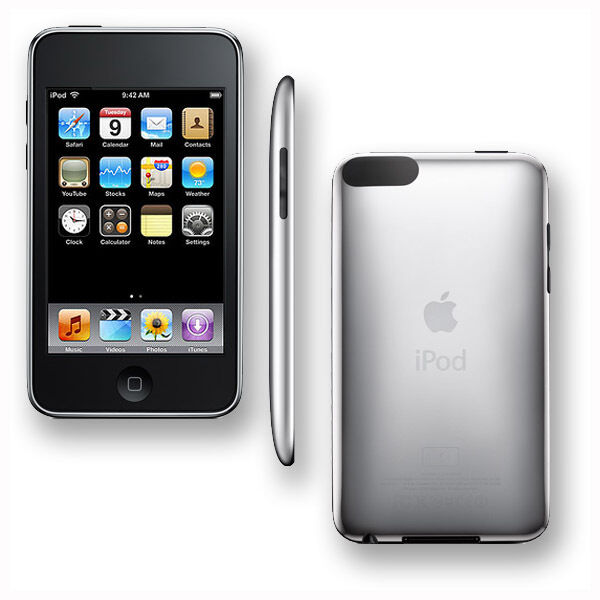 Geniune Apple iPod Touch 2nd Gen 8GB Black *VGC!* + Warranty!