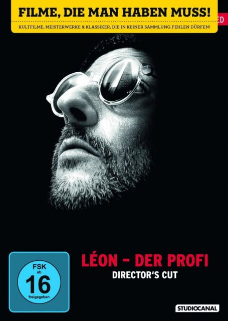 DVD * Léon - der Profi (Director's Cut, Digital Remastered) * NEU OVP (Leon)