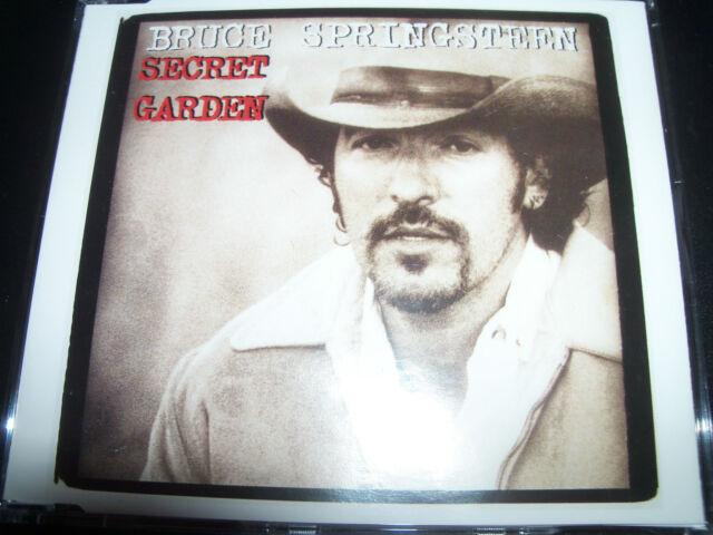 Bruce Springsteen Secret Garden 4 Track Cd Single Ebay