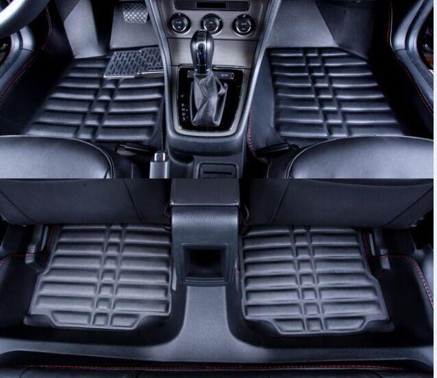Bmw Car Mats Ebay >> For Bmw X1 2011 2015 Fly5d Car Floor Mats Front Rear Liner Auto