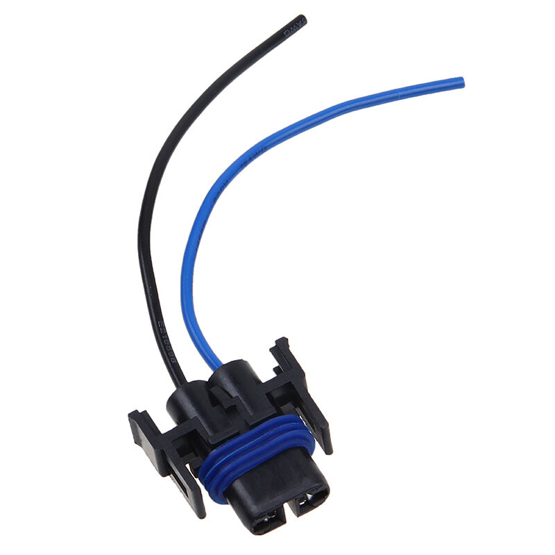 s l1600 1pc h8 h11 female wiring harness extension wire socket adapter Wiring Harness Diagram at webbmarketing.co