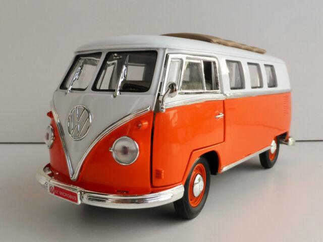 VW T1 Microbus 1962 1/18 Lucky Die Cast 92327 LDC92327 Typ 2 T 1 Volkswagen