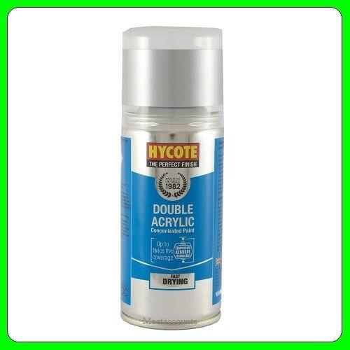 * Pack of 3 * Ford Moondust Silver (Met) Spray Paint 150ml [XDFD410] 5SP/6/M