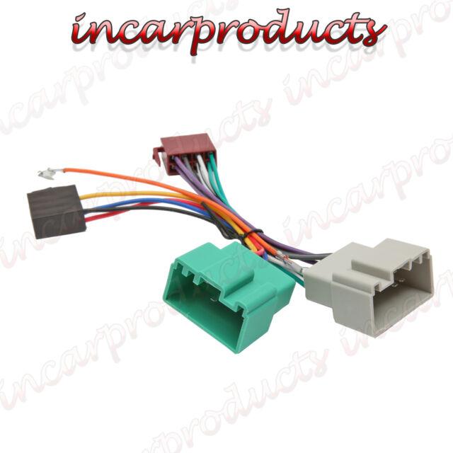 VOLVO S70 Car Stereo Radio ISO Wiring Harness Adaptor Loom Vl-100 | eBay