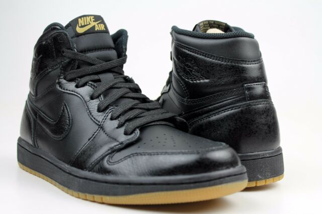 air jordan 1 retro high og black gum ebay usa