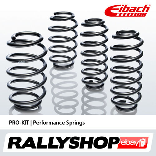 Eibach Pro-Kit Lowering Springs E10-20-018-04-20 BMW 7/5 Gran Turismo