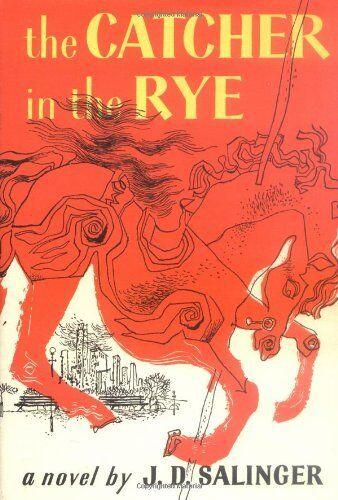 Catcher in the Rye-J.D. Salinger