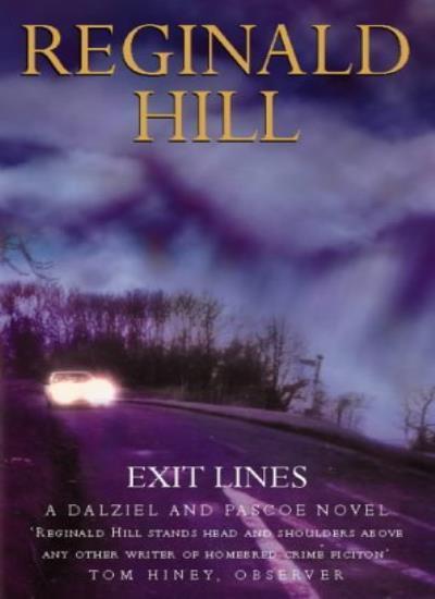 Exit Lines,Reginald Hill