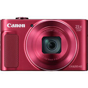 Canon SX620HS RED