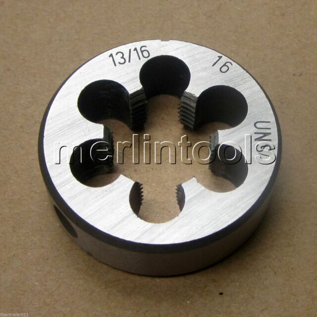 "13/16"" - 16 Right Hand Thread Die 13/16 - 16 TPI"