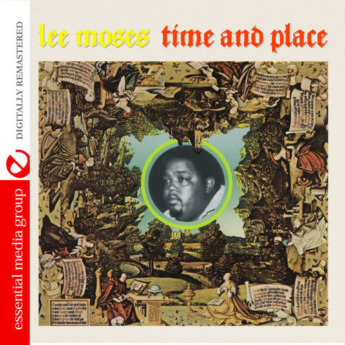 Lee Moses - Time and Place [New CD] Manufactured On Demand, Rmst