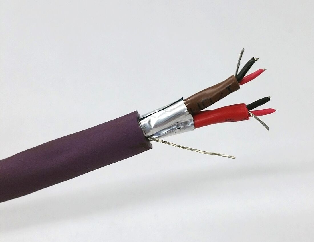Belden 7891a 2 Pair 26awg Shielded Aes/ebu Paired Snake Cable per ...