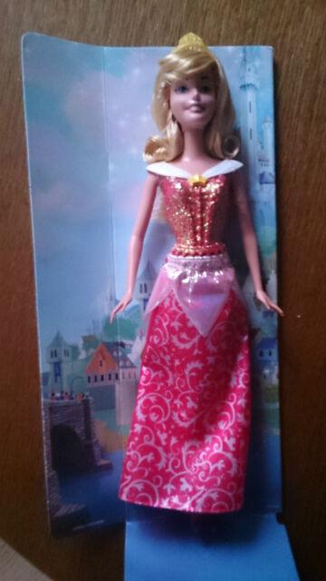 Von Mattel edition Disney    Princess . Aurora Neu OVP