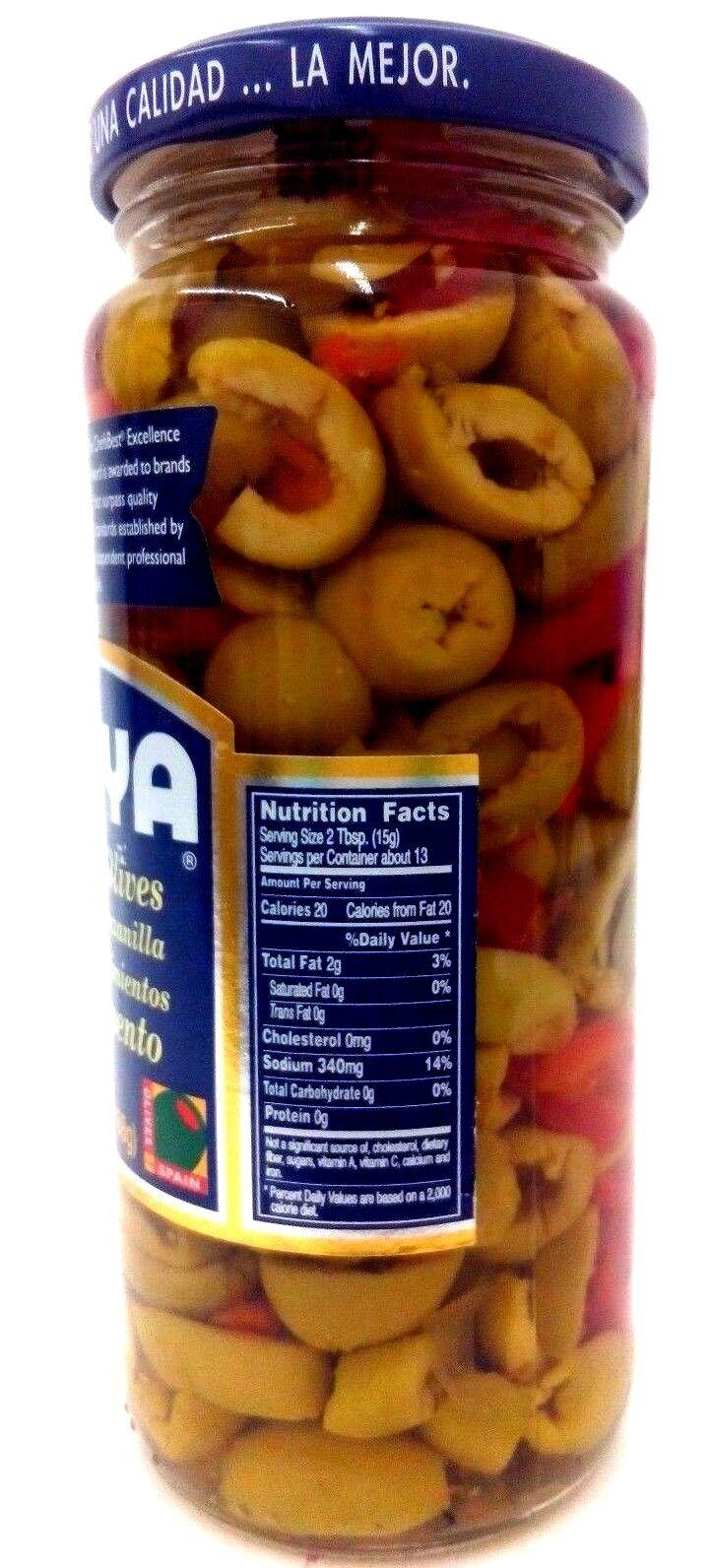 Goya Foods Salad Olives 7 Oz | eBay