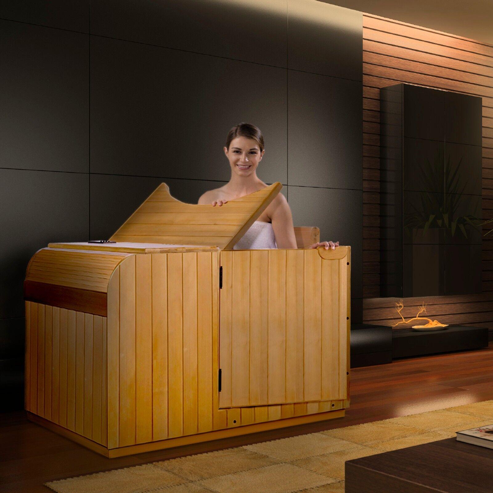infrared sauna ebay