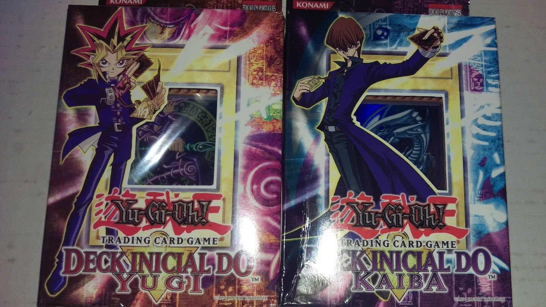 yu gi oh yugioh starter deck kaiba evolution 1st edition ebay