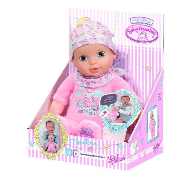 Zapf Creation my first Baby Annabell  Newborn 794432   #brandtoys