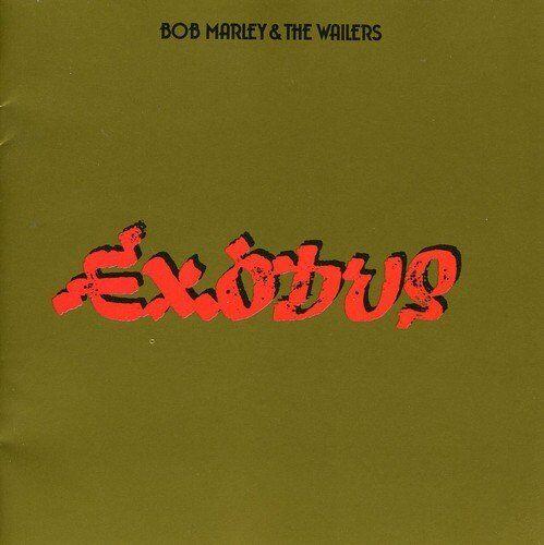 Bob Marley and The Wailers - Exodus [CD]