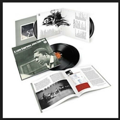 John Coltrane - Love Supreme: The Complete Masters [New Vinyl]