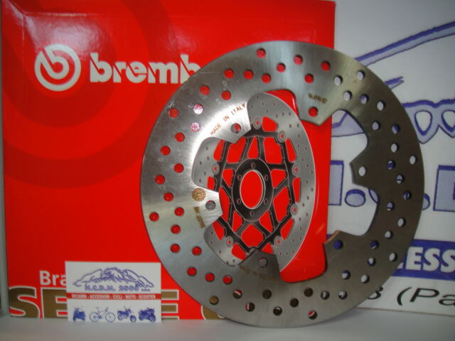 BRAKE DISC BREMBO REAR YAMAHA 660 XT R 2004 2005 2006 2007 2008 68B407H8