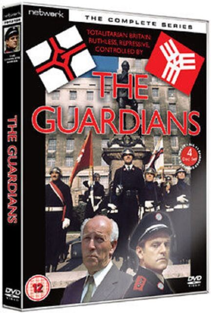 The Guardians - The Complete Series   4-Disc Set        New       Fast  Post