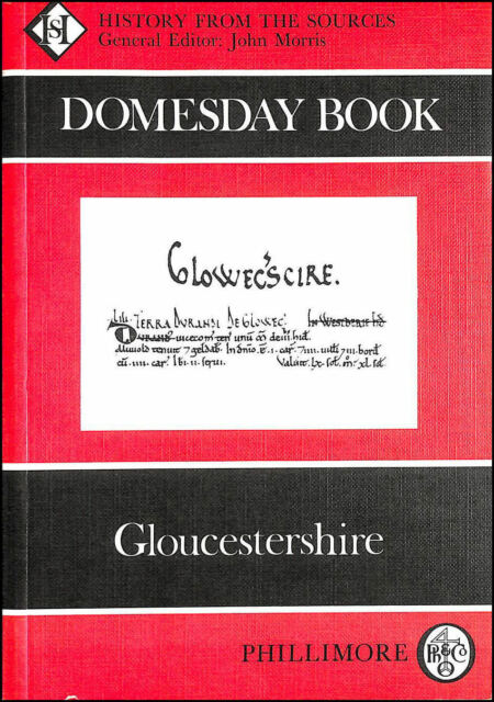 Domesday Book 15: Gloucestershire by Morris, John