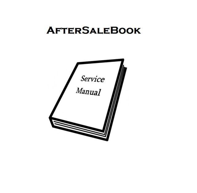 case cvx 1135 1145 1155 1170 1190 workshop service repair manual rh ebay com 1170 Numbers epson lx 1170 service manual