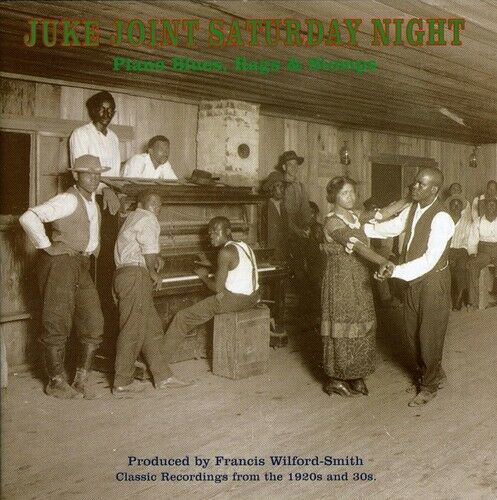 Various Artists - Juke Joint Saturday Night / Various [New CD]