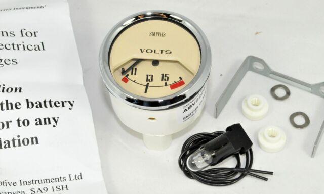 Mg midget volt gauge