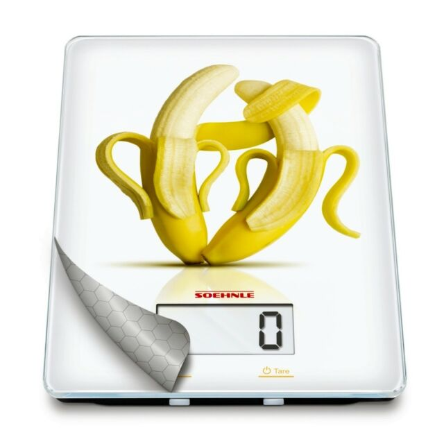 soehnle digital kitchen scales mix match funny banana 67088 scales letter scales - Kuechenwaage