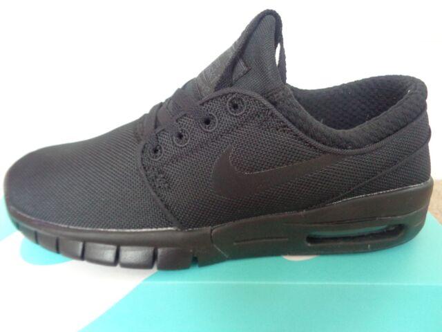 san francisco 97d14 b092c ... new style nike sb stefan janoski max trainers sneakers 631303 008 uk 4  eu 36.5 us